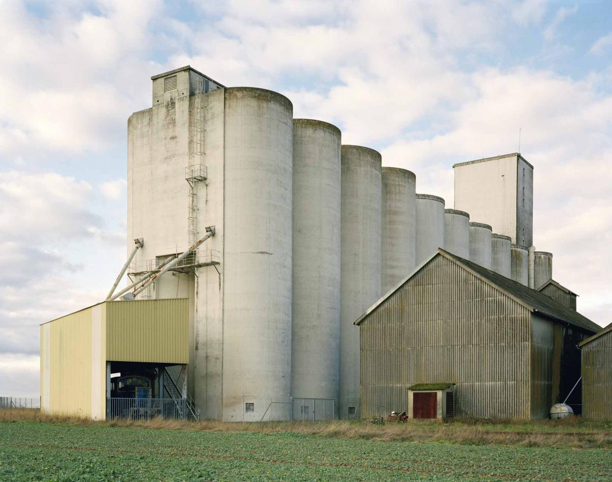 Silo de Saint-André de l'Eure (Interface)